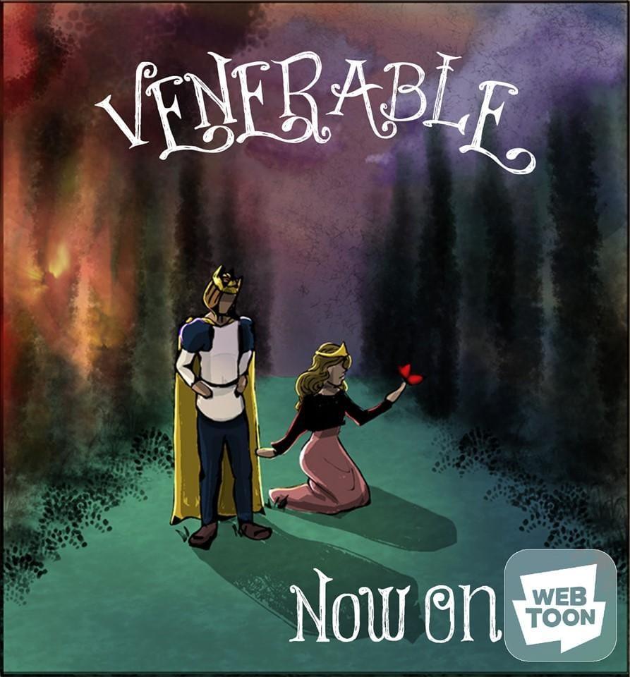Venerable: the Webcomic - image 9 - student project