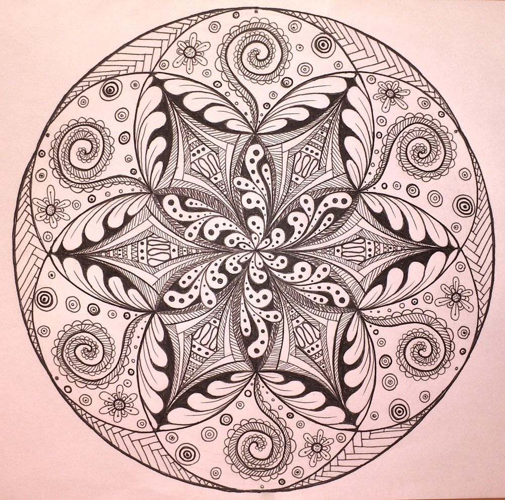 This is my new meditation. - image 1 - student project