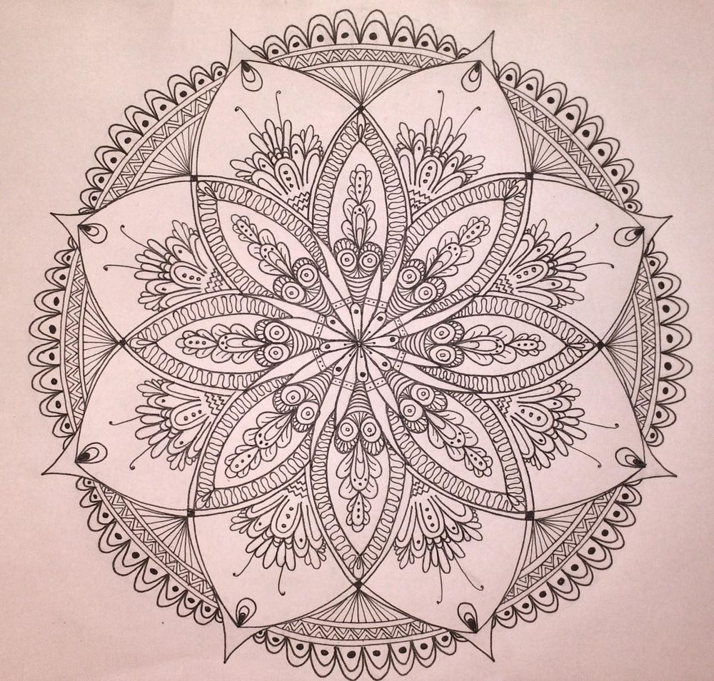 This is my new meditation. - image 2 - student project
