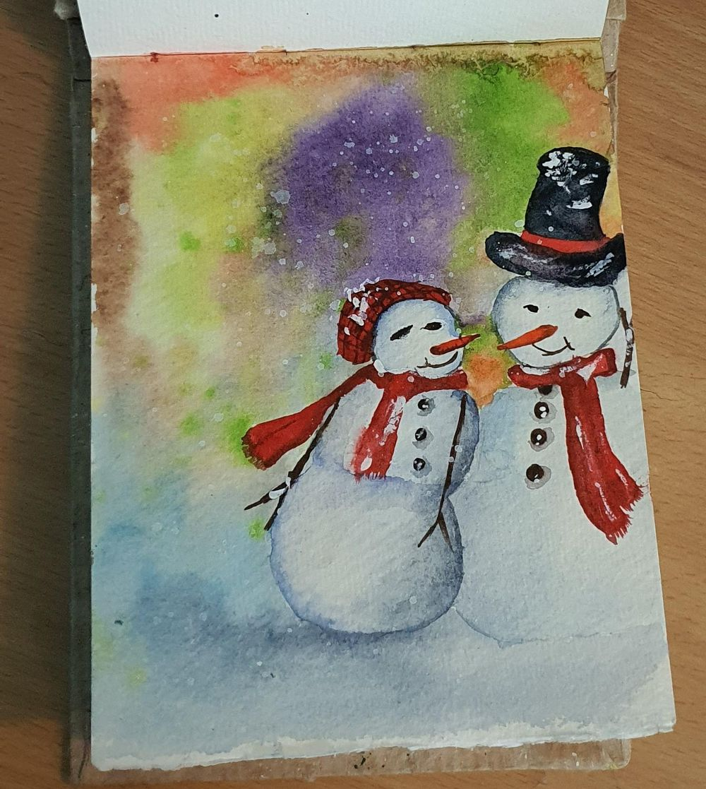 25 days to christmas - image 9 - student project