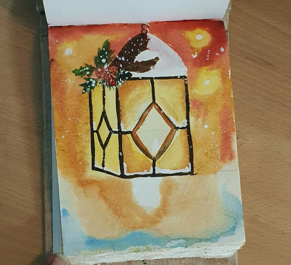 25 days to christmas - image 4 - student project