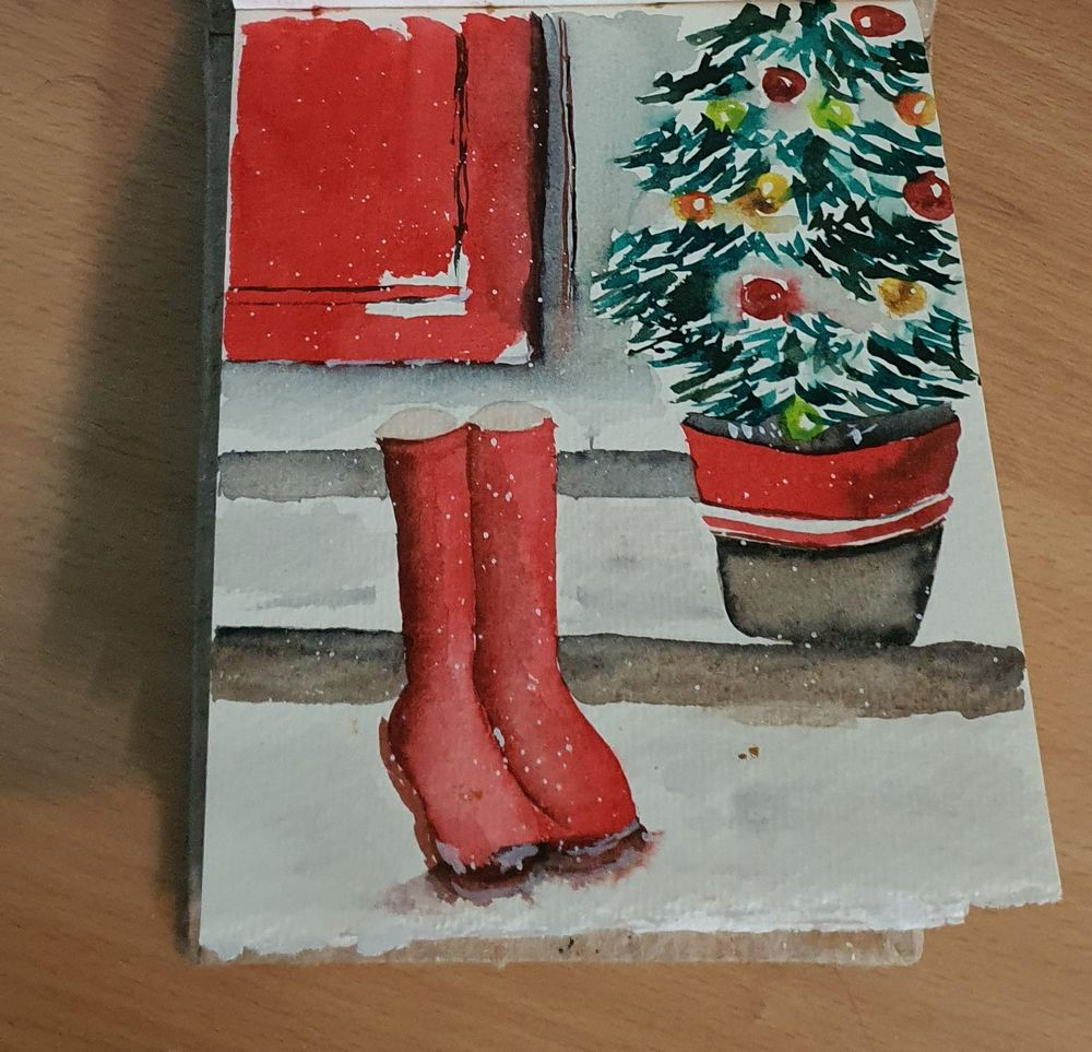 25 days to christmas - image 1 - student project