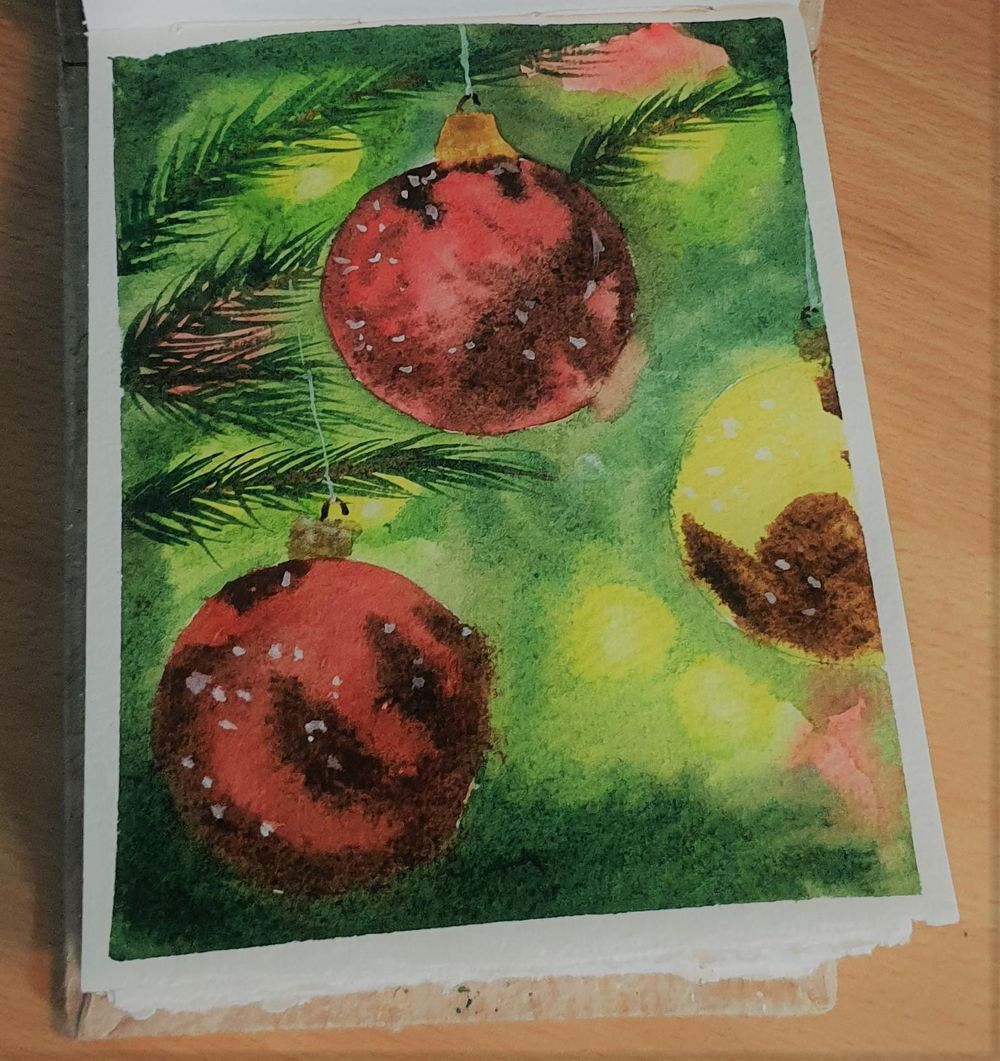 25 days to christmas - image 5 - student project