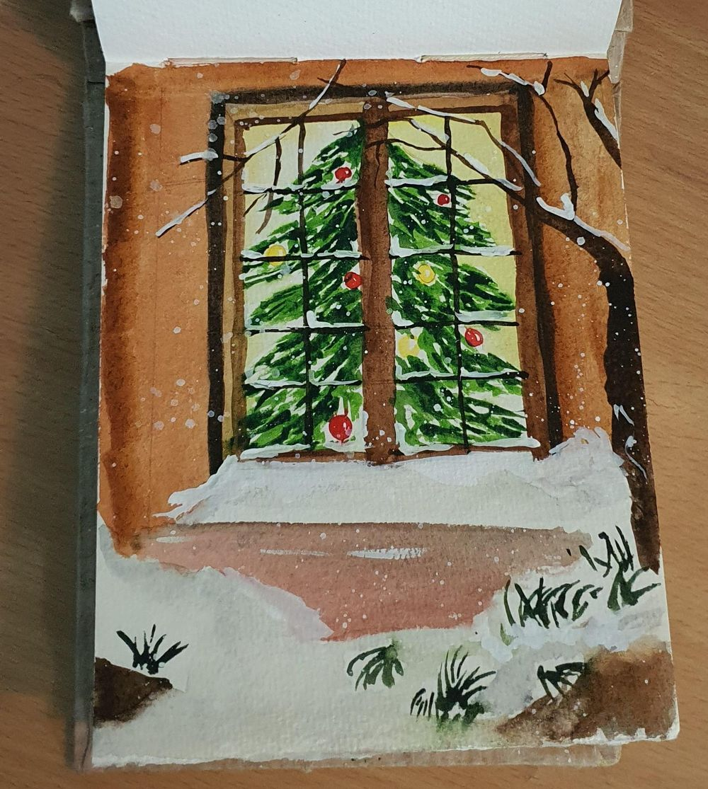 25 days to christmas - image 10 - student project