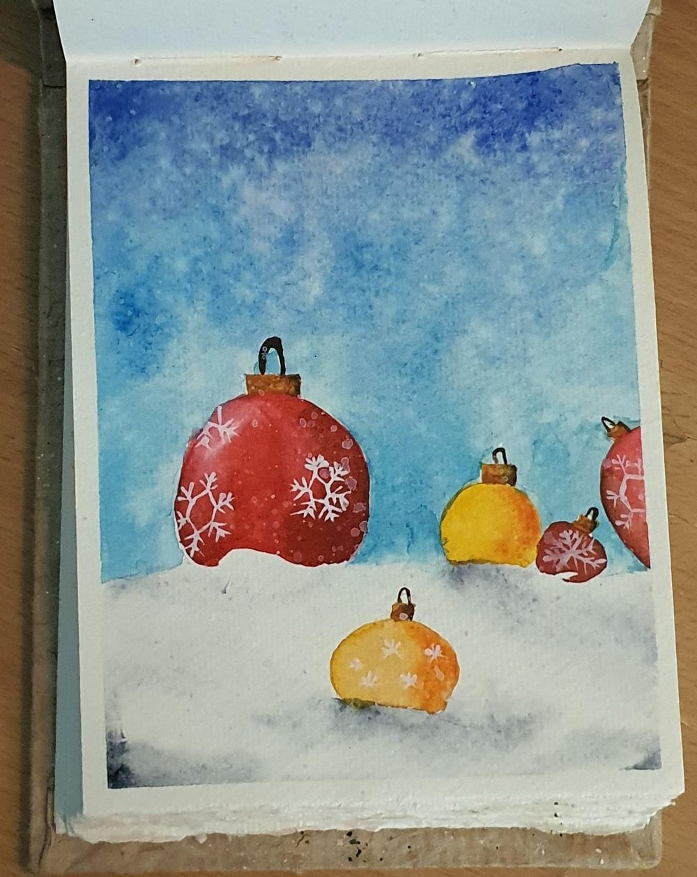 25 days to christmas - image 7 - student project