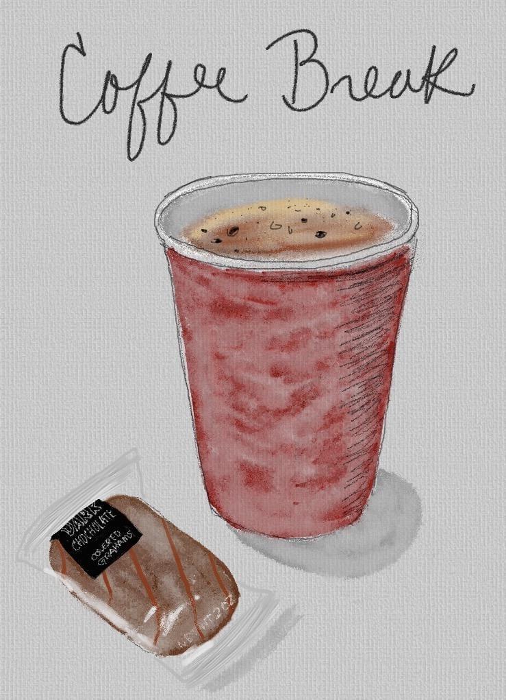 My Coffee Break - image 1 - student project