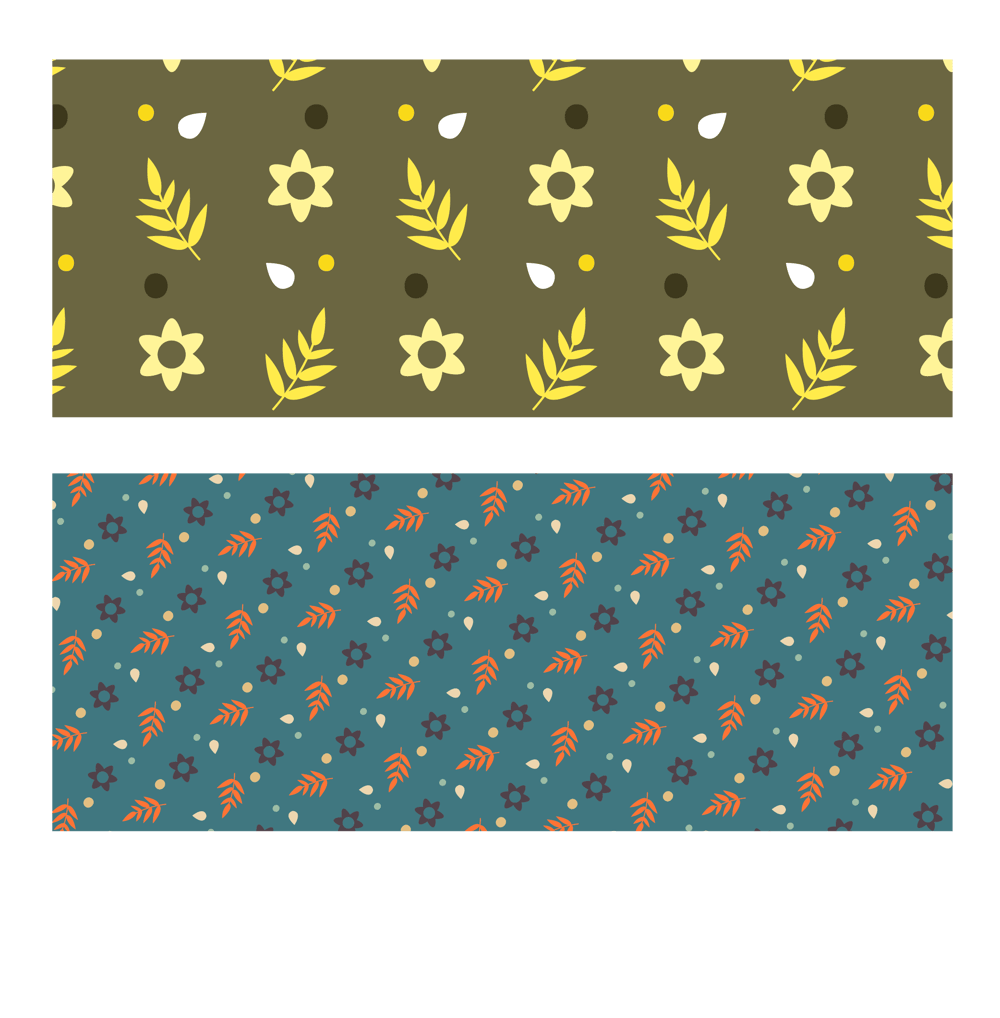 Pattern recoloring - image 2 - student project