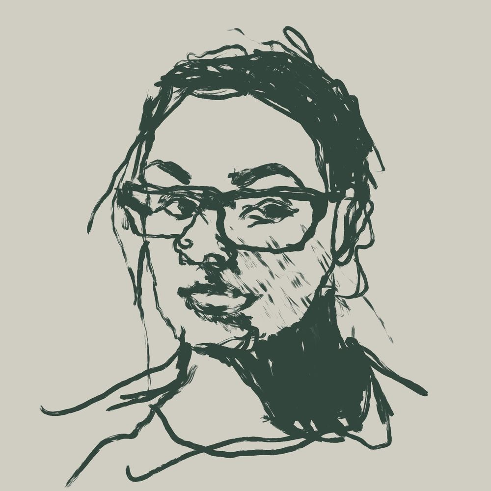 Intuitive illustration - selfportrait - image 2 - student project