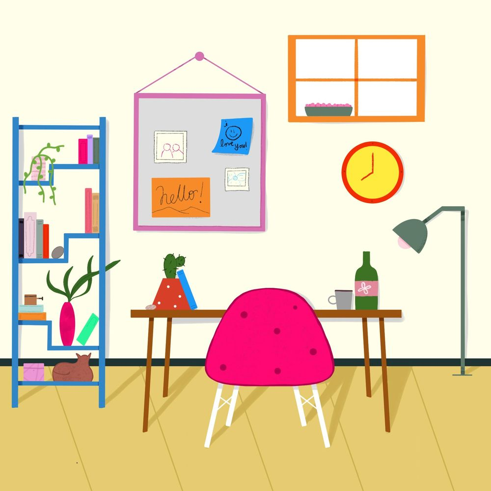 Fun with Spaces - image 2 - student project