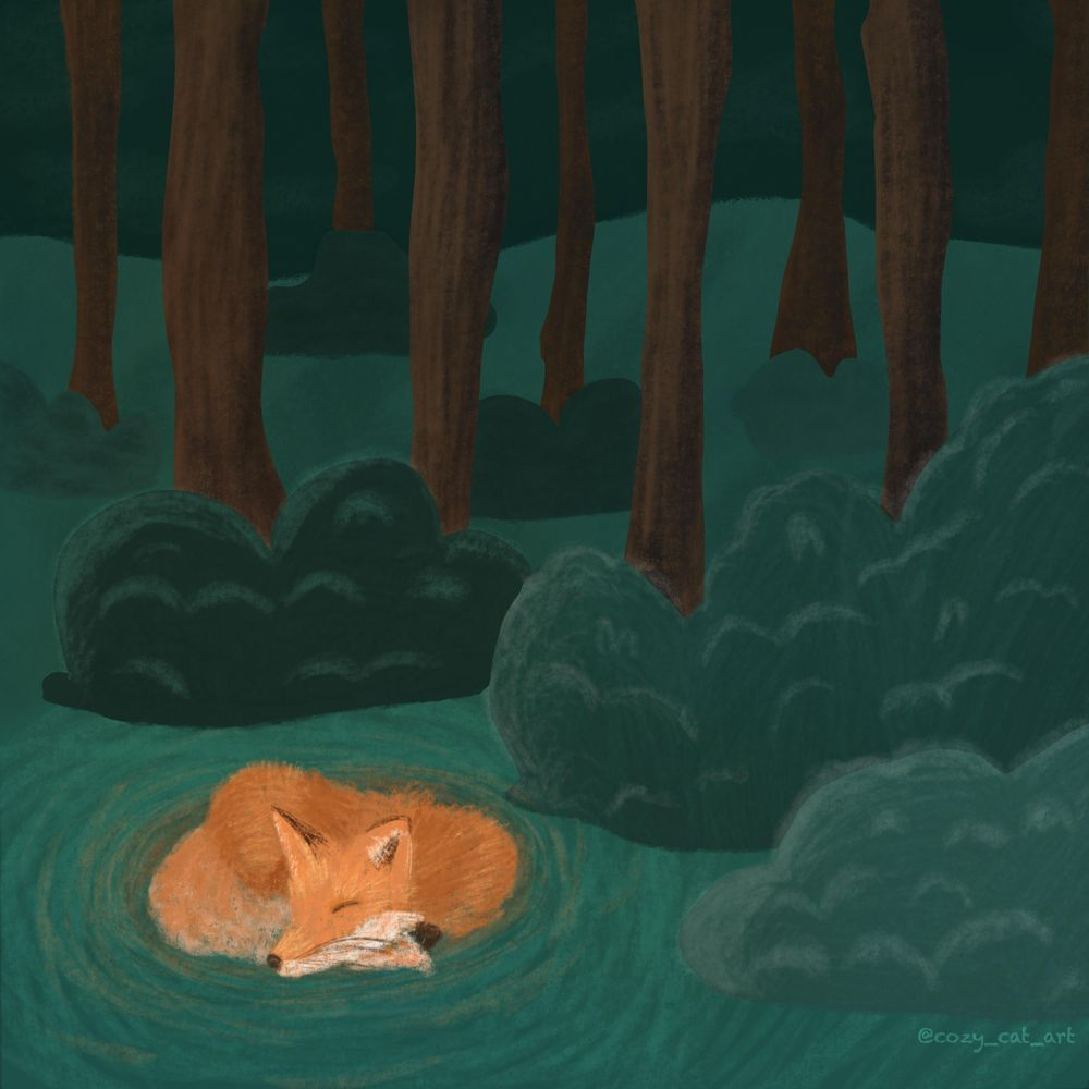 Forest Fox - image 2 - student project