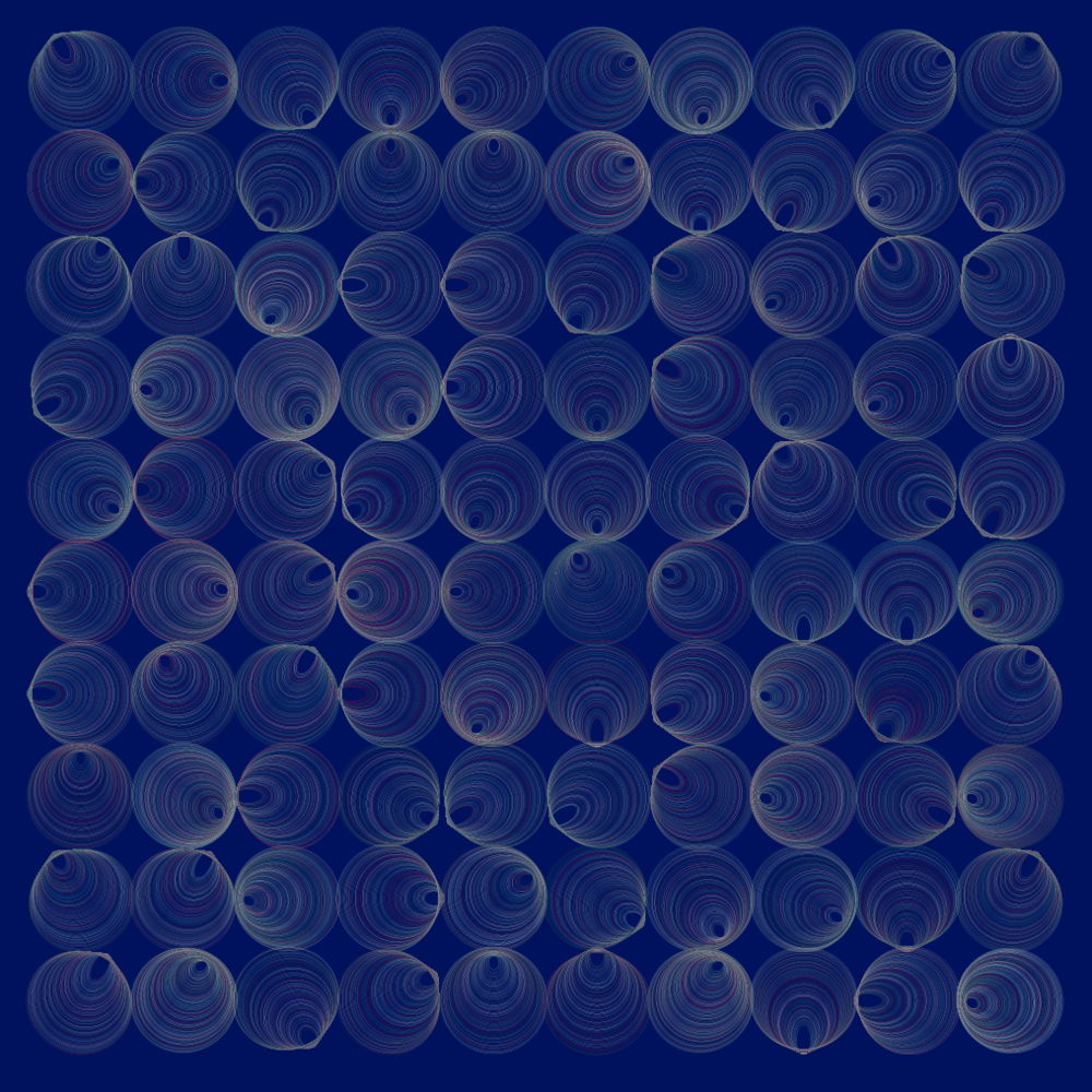 Pattern Grid - image 1 - student project