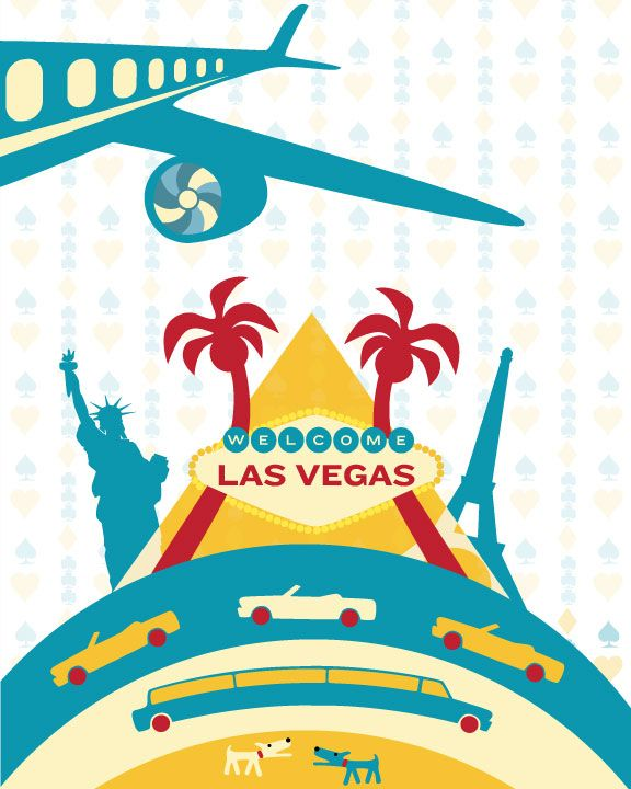 Icons/Las Vegas - image 1 - student project