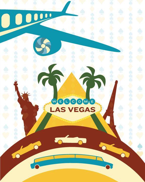Icons/Las Vegas - image 2 - student project