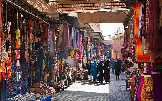Marrakech - image 1 - student project