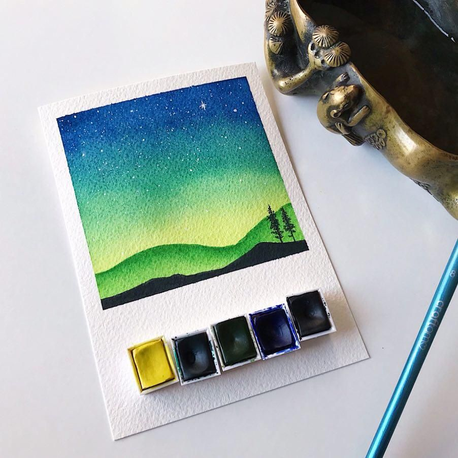 Polaroid Galaxies - image 1 - student project