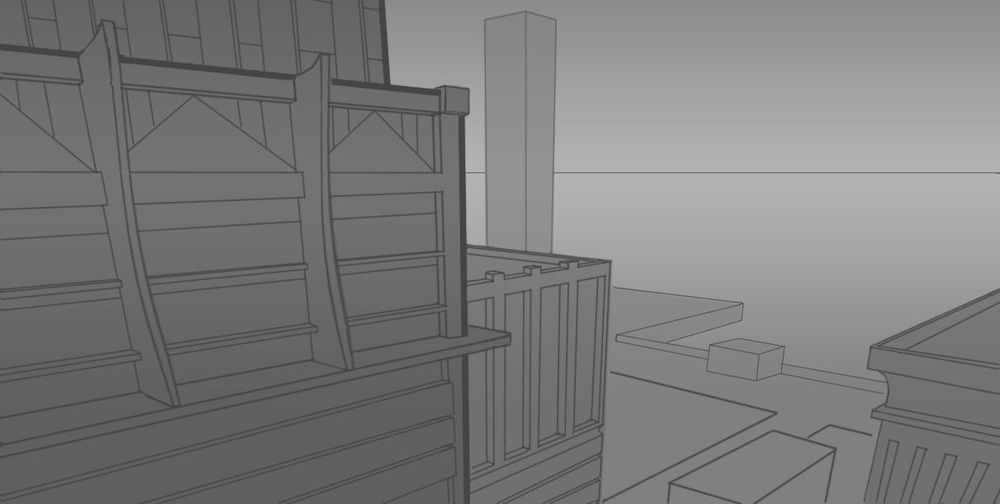 perspective practice - image 3 - student project