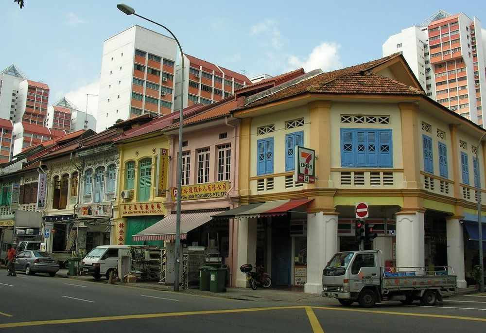 Jalan Besar - image 1 - student project