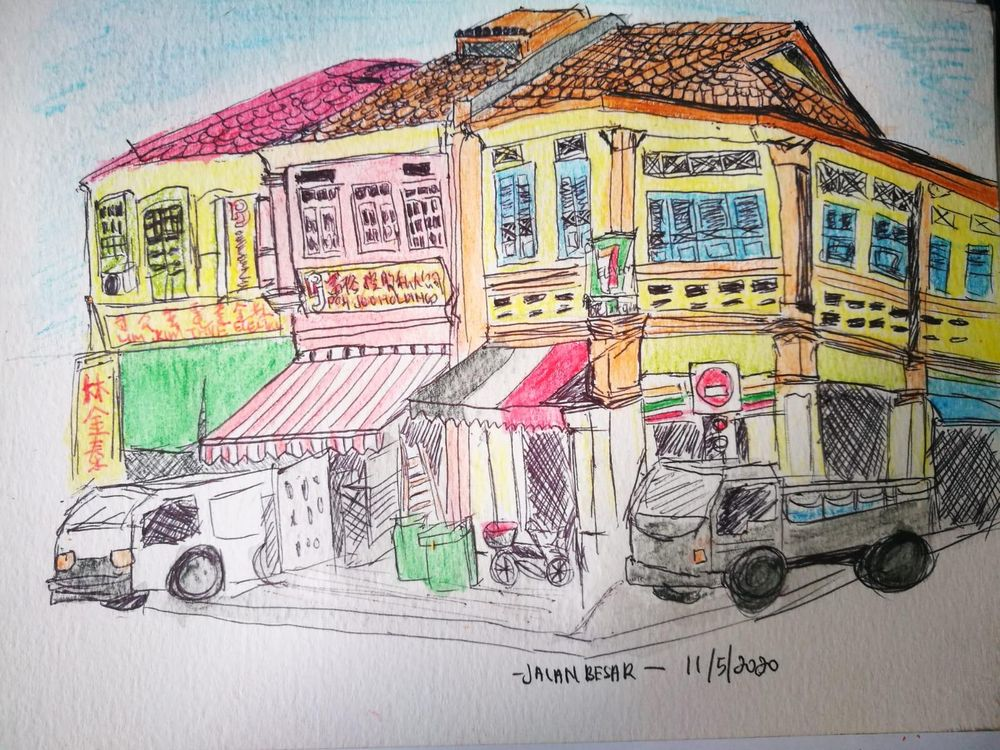Jalan Besar - image 2 - student project