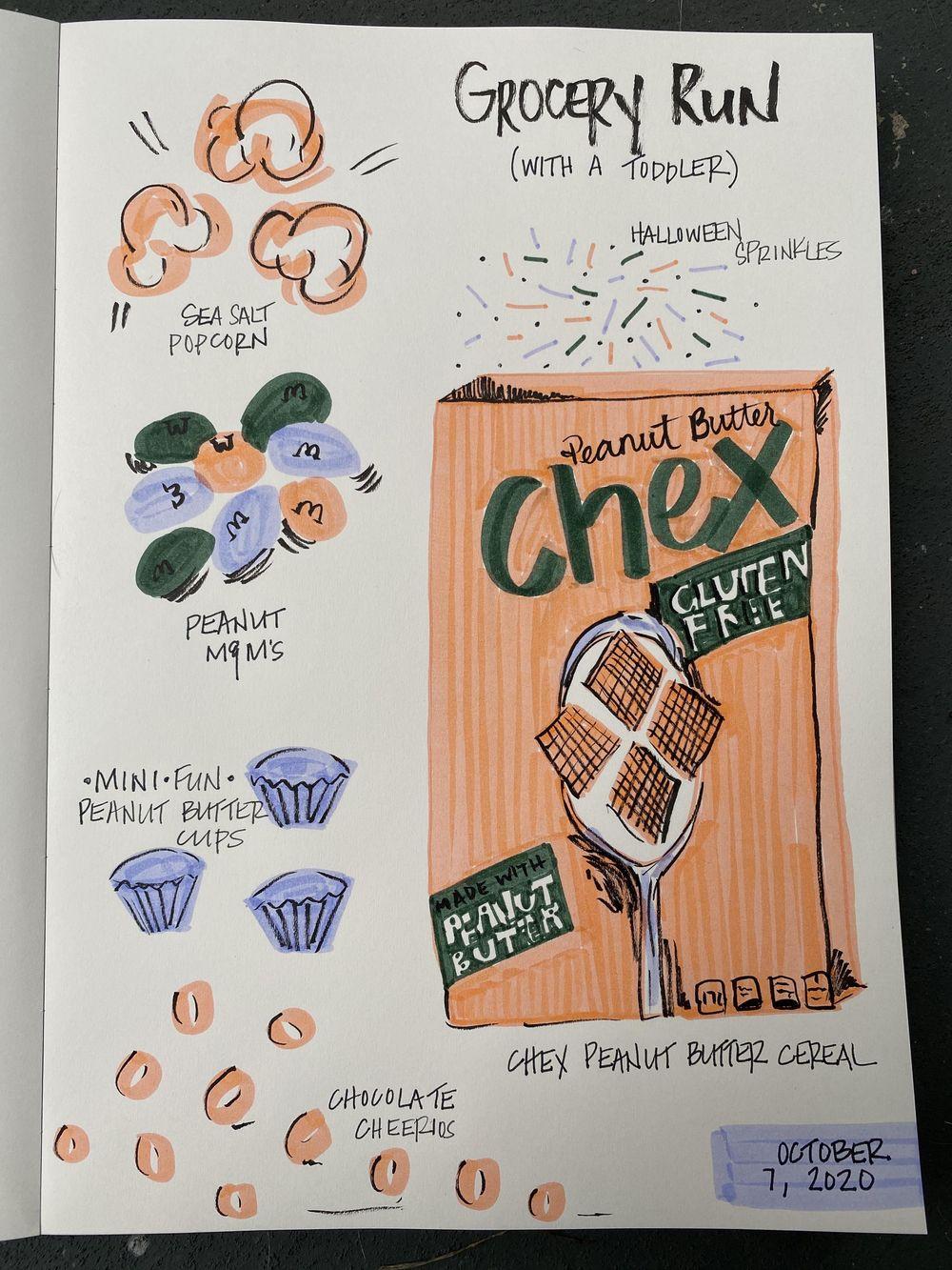 Inktober Art Practice - image 11 - student project