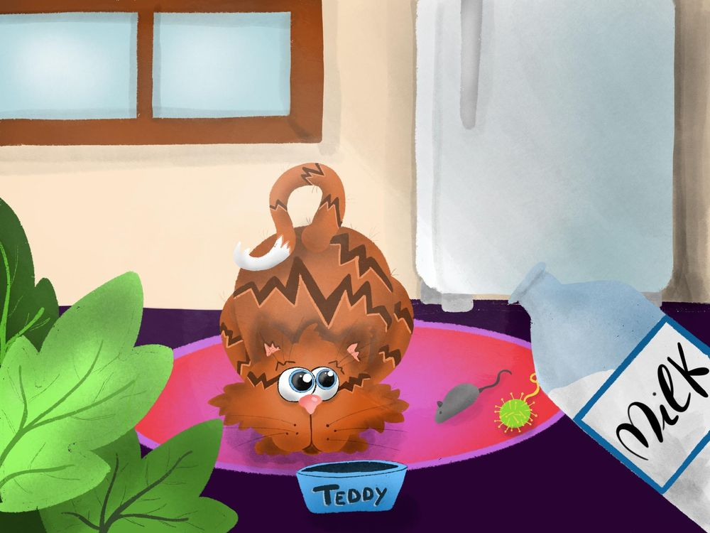 Teddy - image 1 - student project