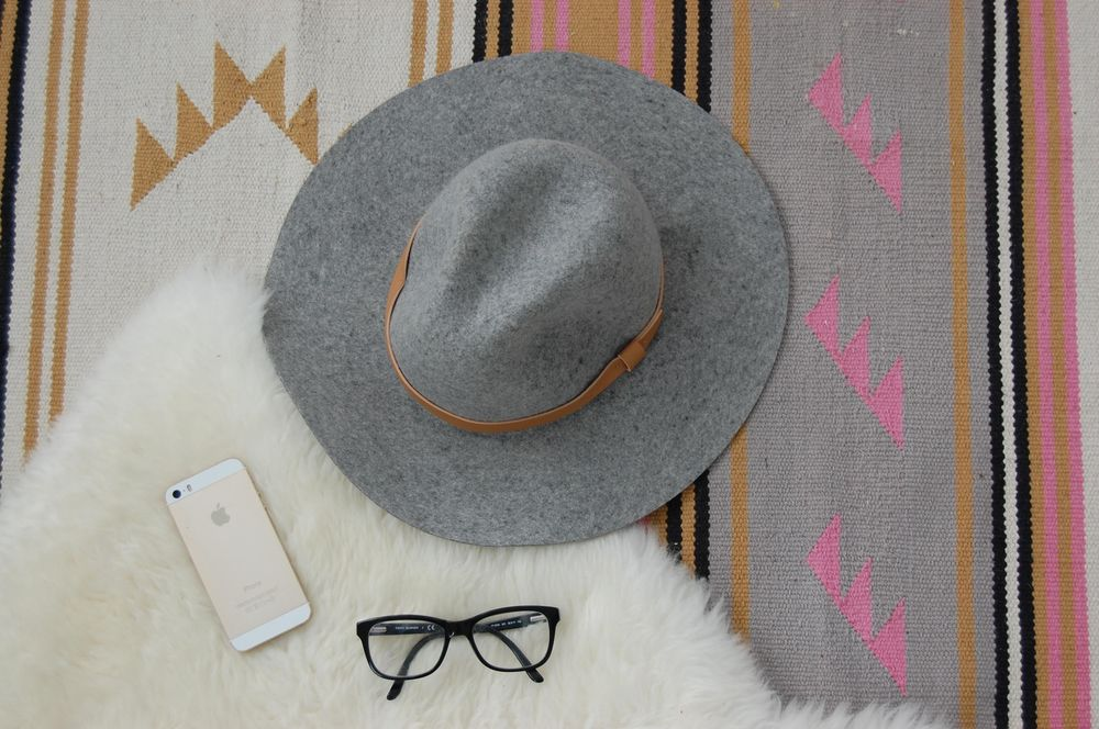 Bohemian Accessories Flatlay (+ bonus Cooking Naturally shot) - image 1 - student project