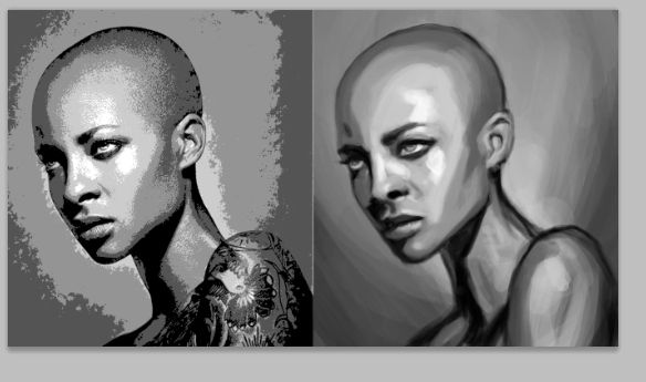 Portrait Painting - image 9 - student project
