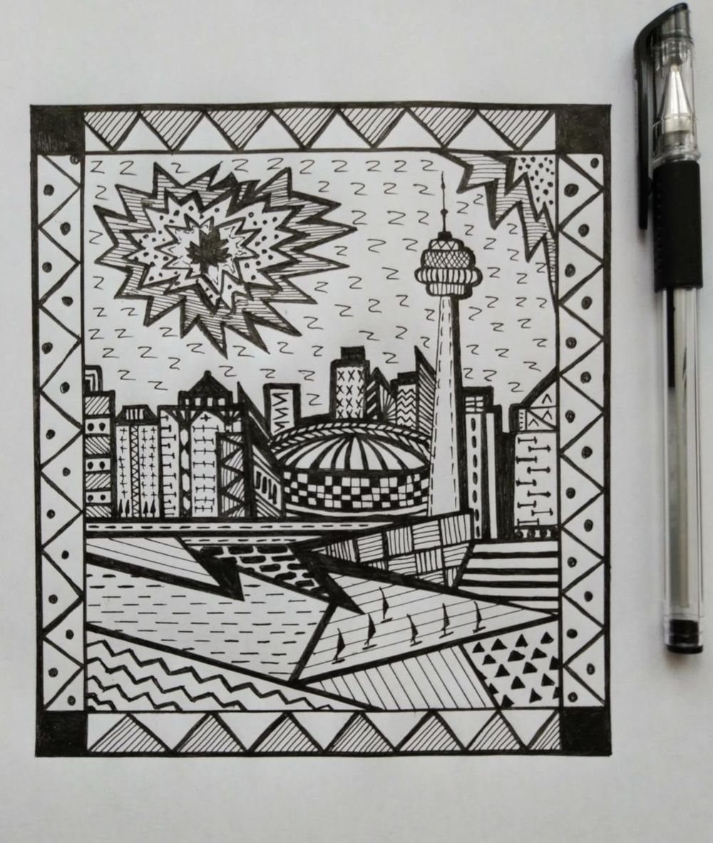 My First Doodle - image 1 - student project