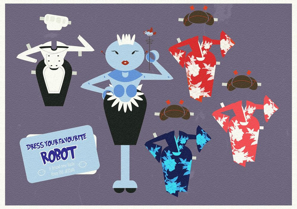 Futuristic Makeover - image 3 - student project