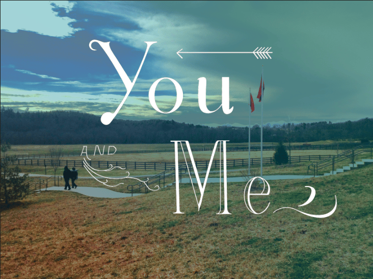 You and Me  - image 2 - student project