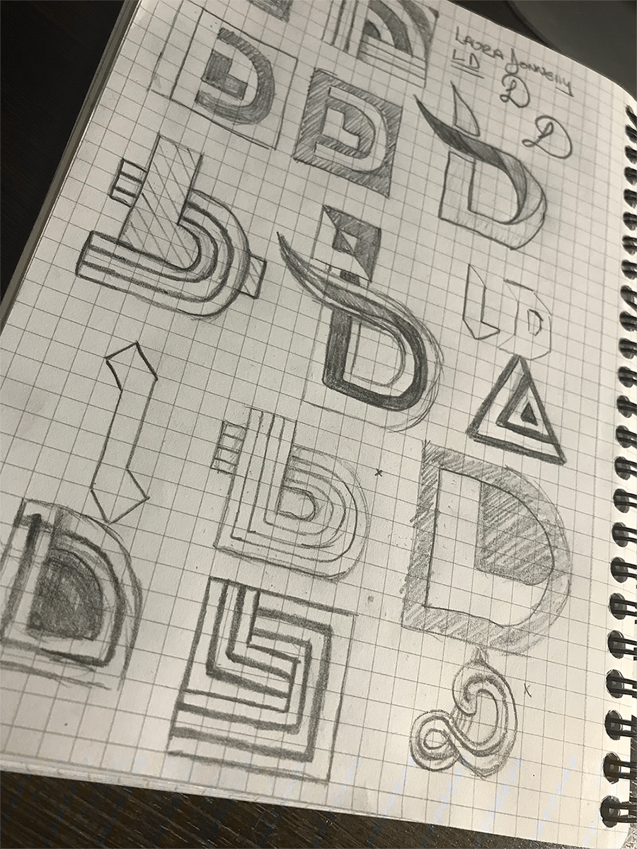LD Combined Initials - image 1 - student project