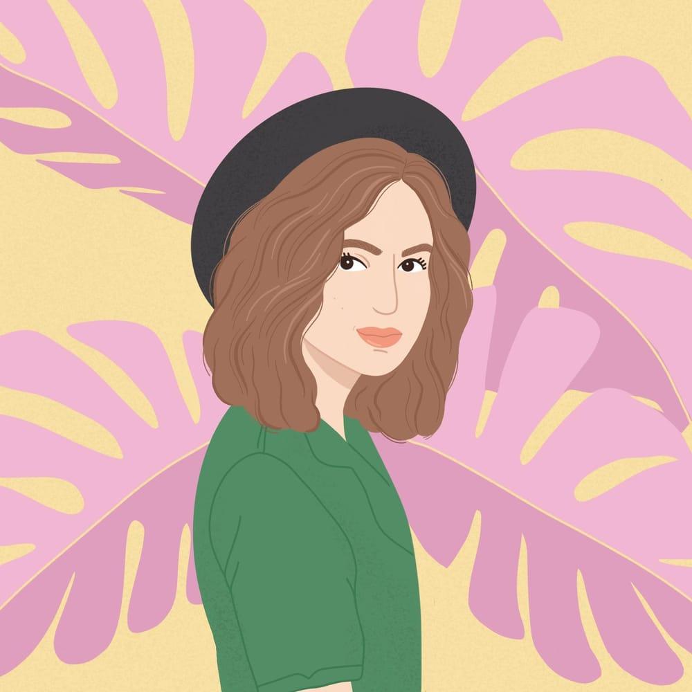 Plant Portrait - image 1 - student project