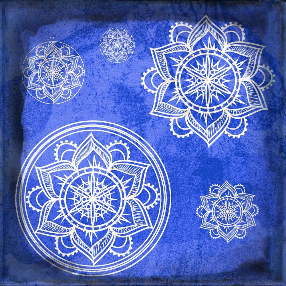 Mandala design and brushes - image 2 - student project