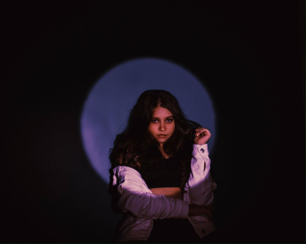 Low Lighthing Self Portraits - image 1 - student project