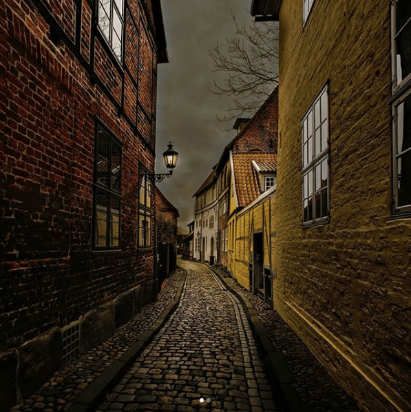It was a dark stormy night... - image 2 - student project