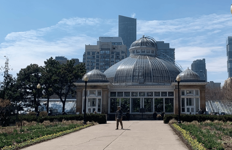 Allen Gardens Conservatory, Toronto Canada - image 1 - student project