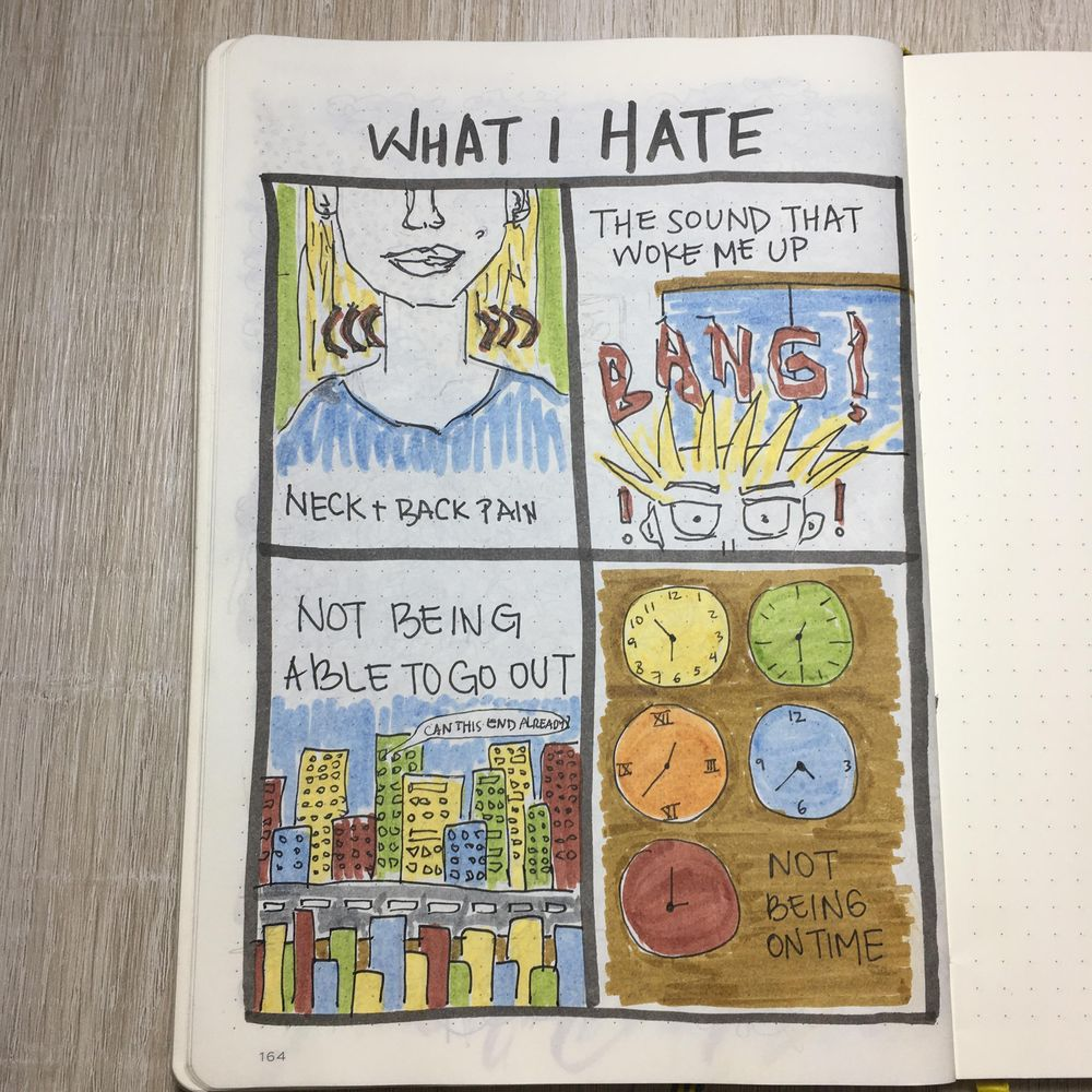 what i hate - image 1 - student project