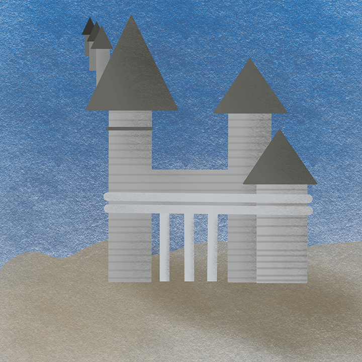 H is for Hogwarts - image 1 - student project