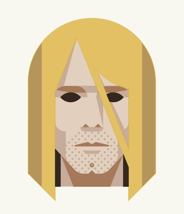 The Many Faces of David Bowie - image 8 - student project