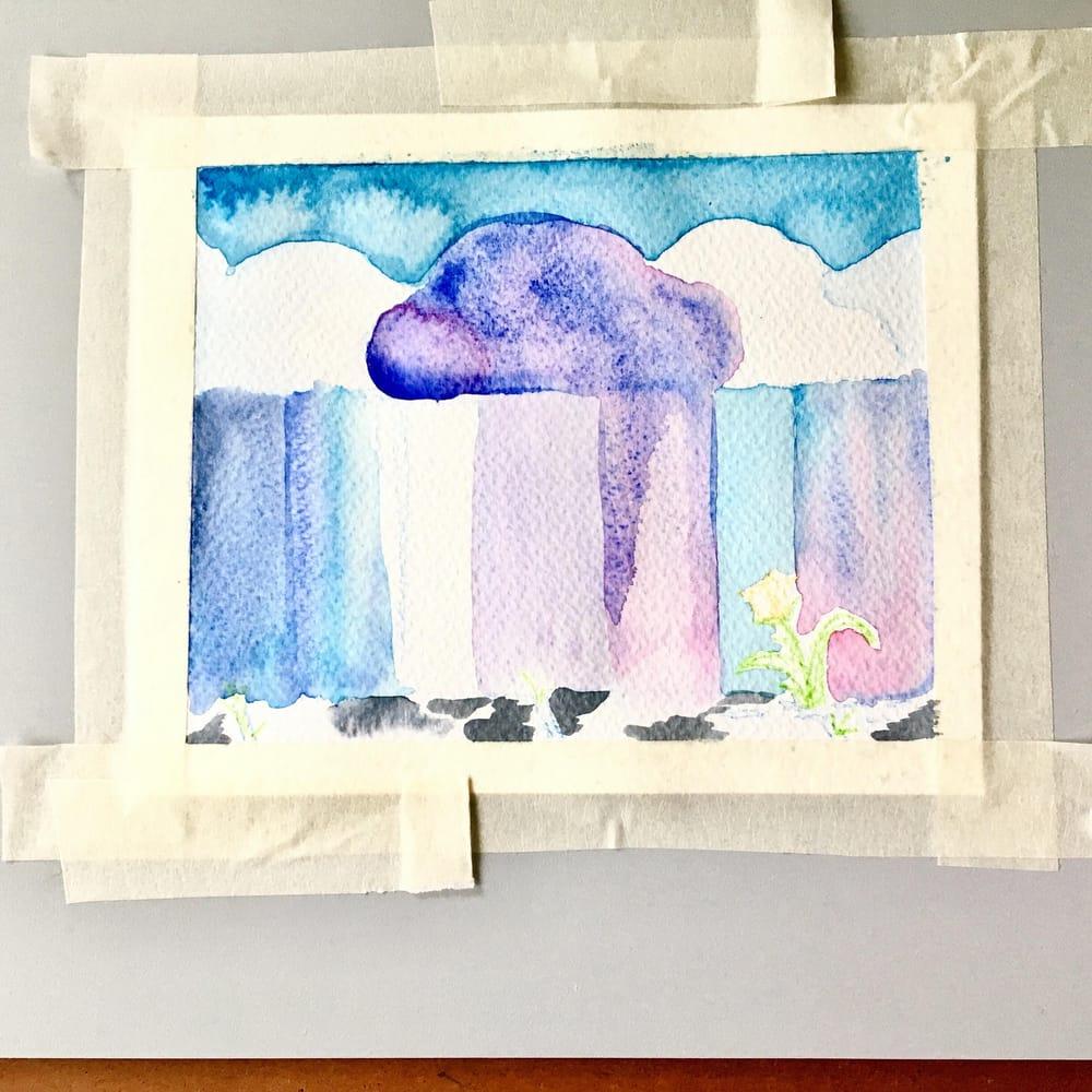 April Showers Demonstration - image 2 - student project