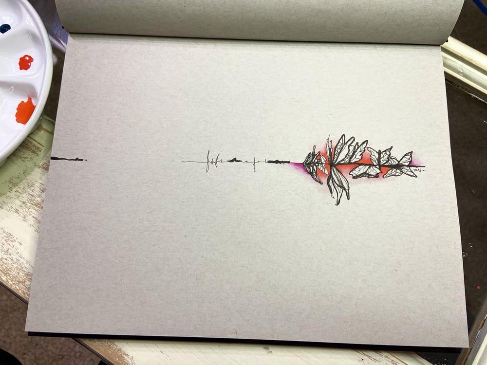 #fearlessArtChallenge - image 5 - student project