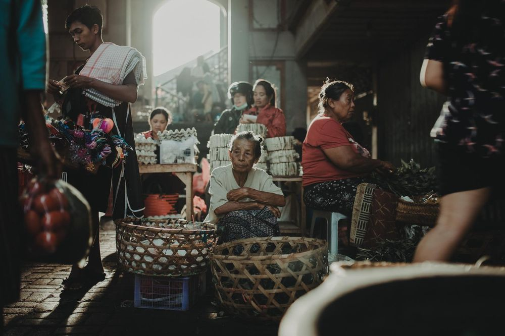 Street Photography in Bali - image 2 - student project