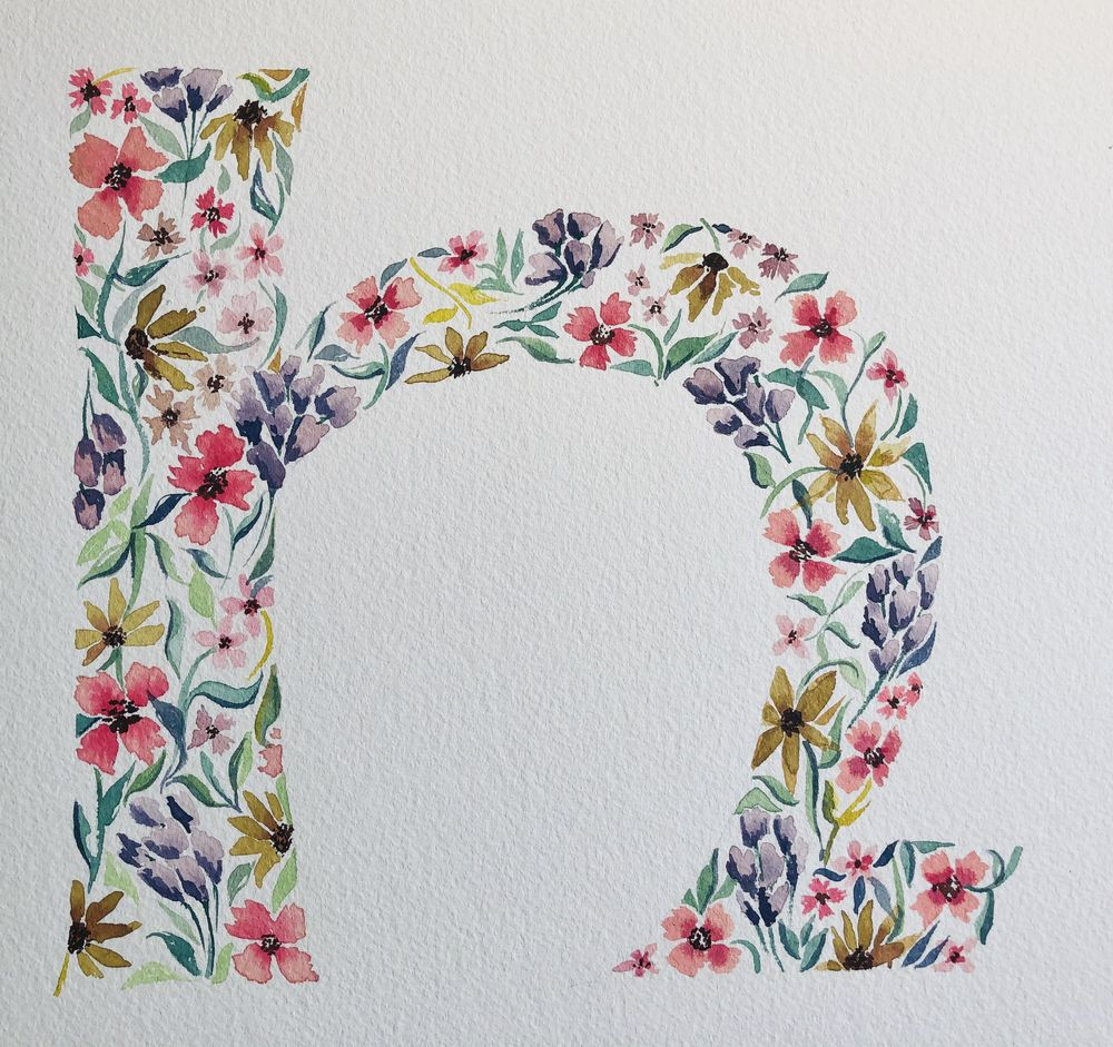 Letters by Shaz - image 3 - student project