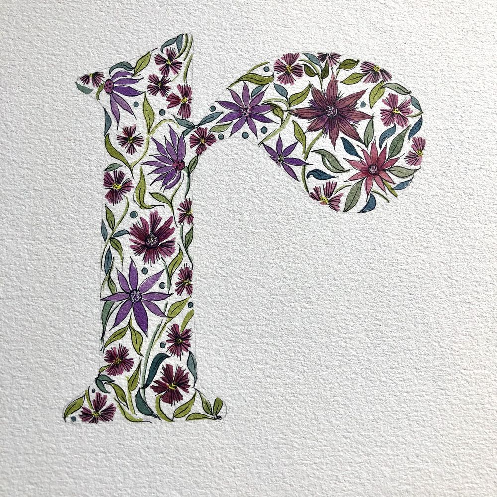 Letters by Shaz - image 2 - student project