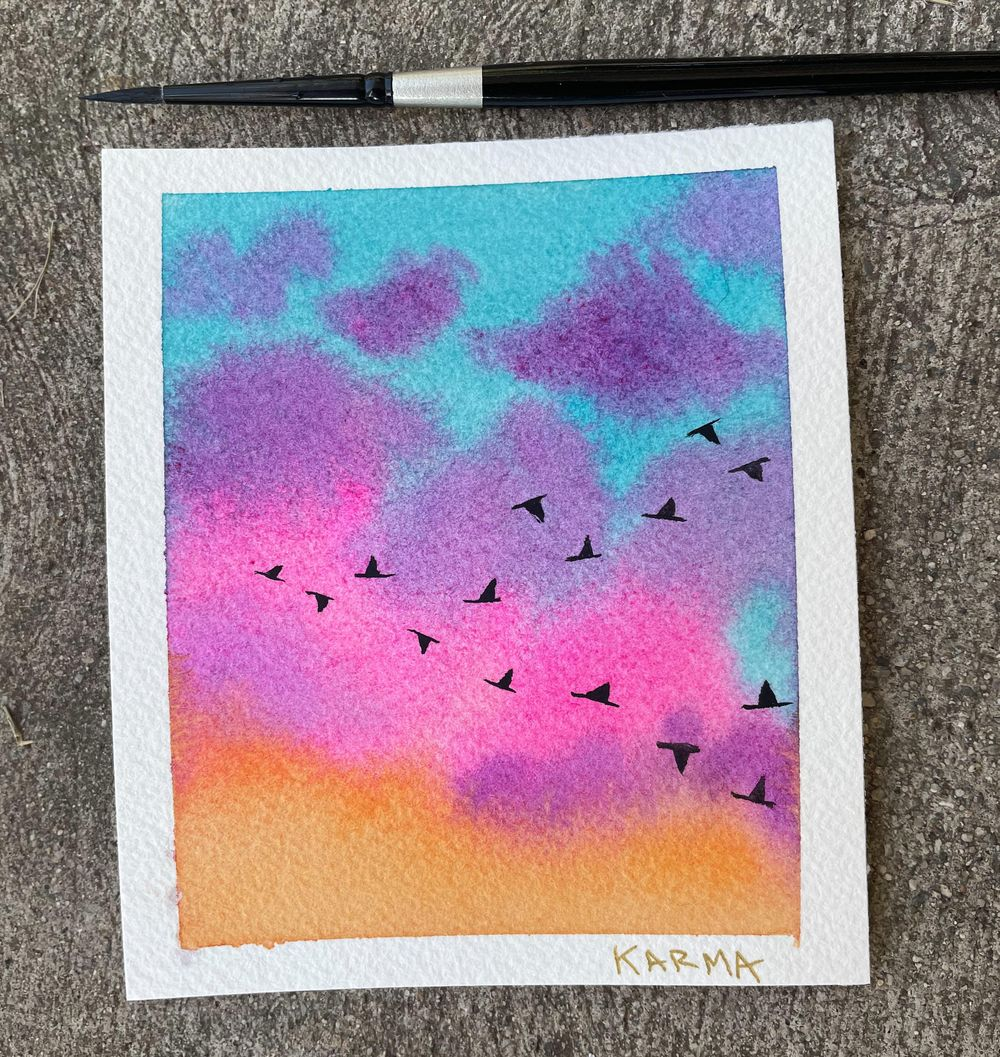 Birds Challenge - image 6 - student project