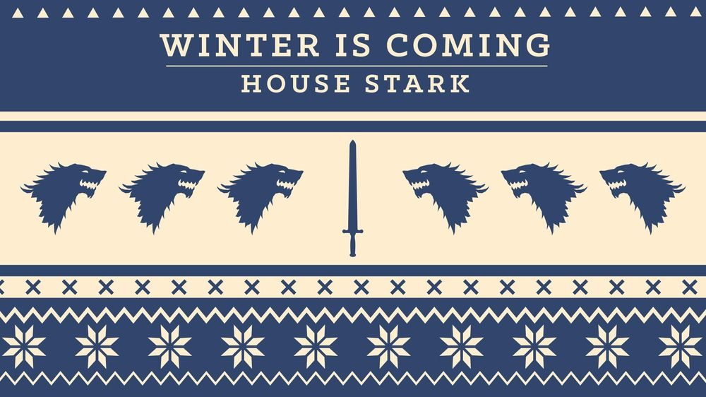 Winter is Coming - image 2 - student project