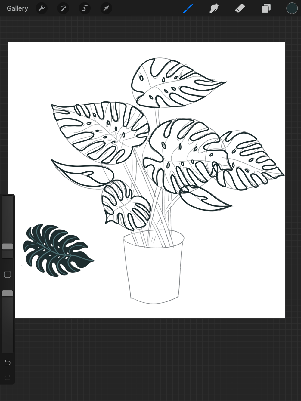 Cats and plants! - image 6 - student project