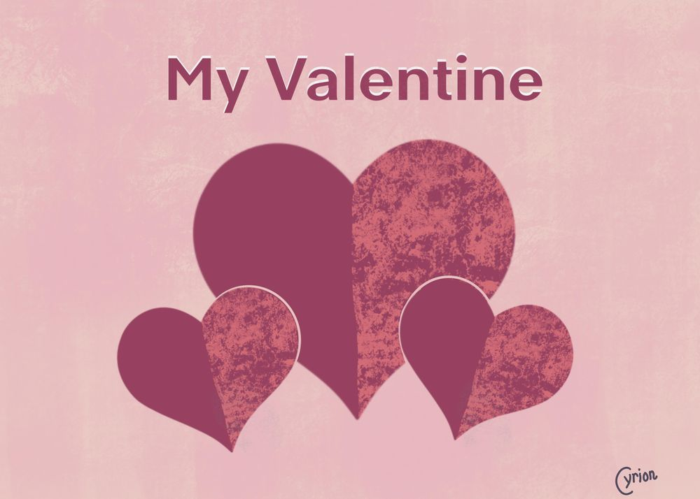 Valentine Cards - image 2 - student project