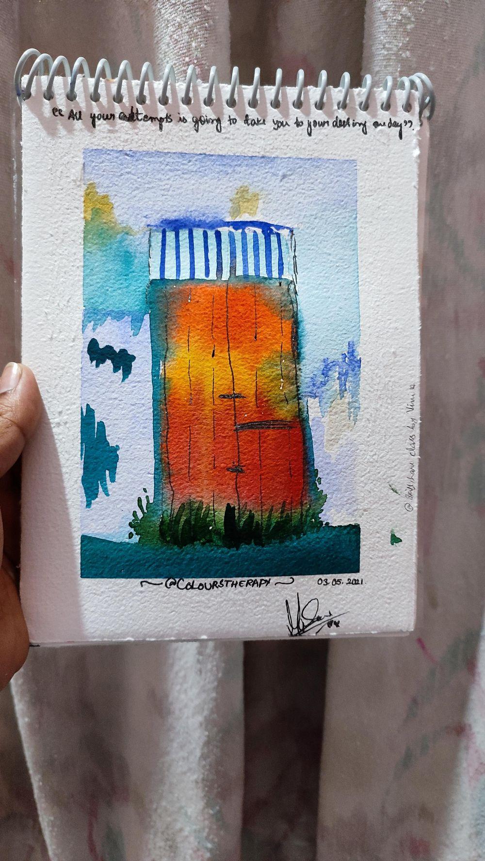 Rustic Door - image 1 - student project