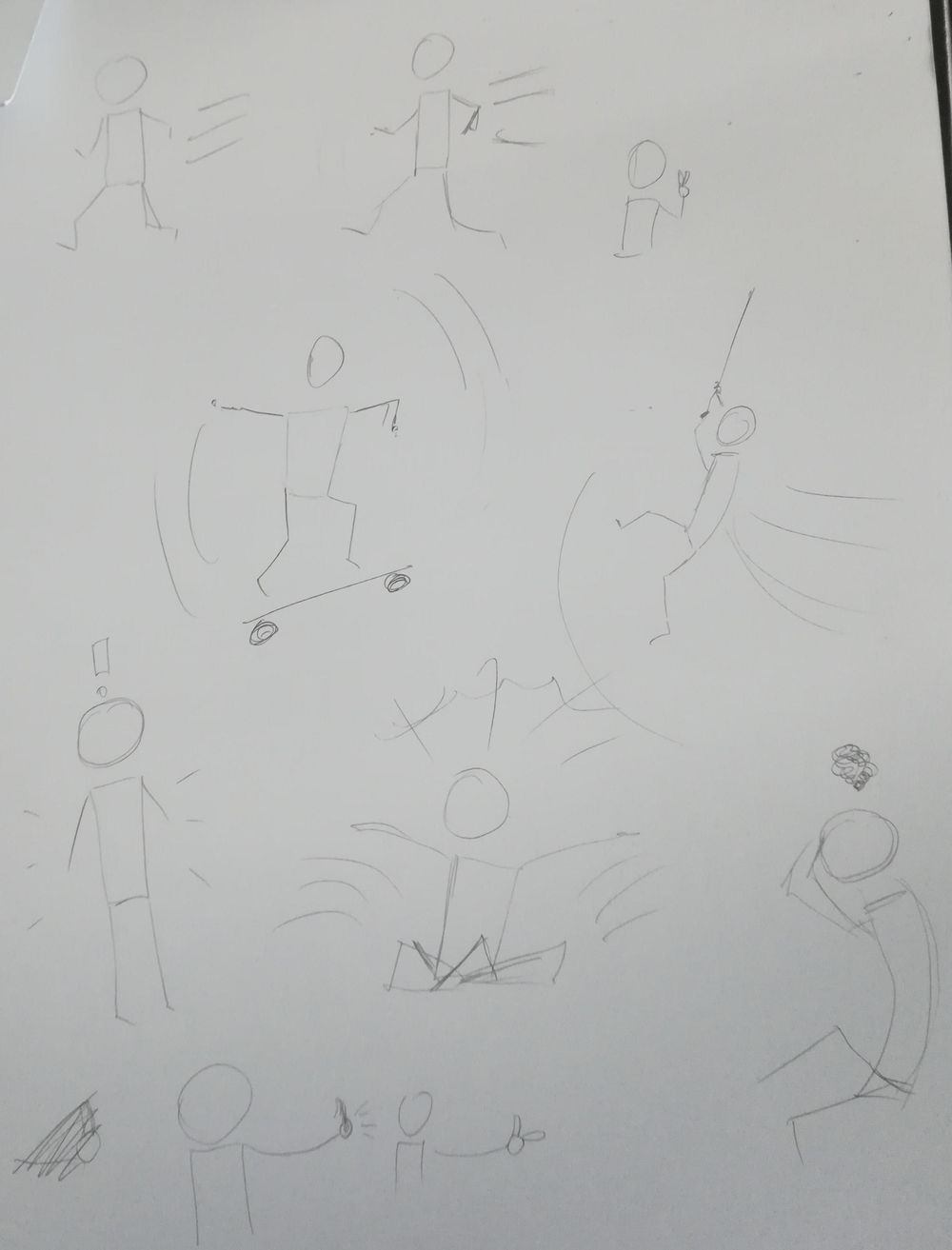 Doodle People - image 1 - student project