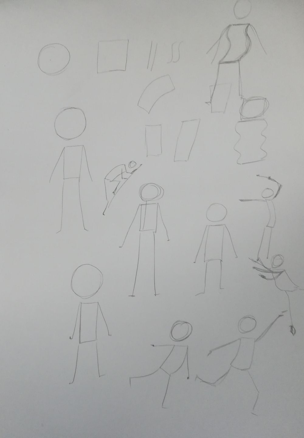 Doodle People - image 2 - student project